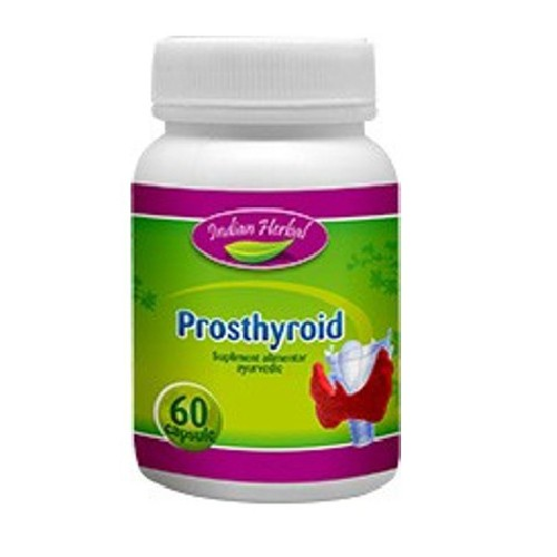 Prosthyroid 60cps Indian Herbal