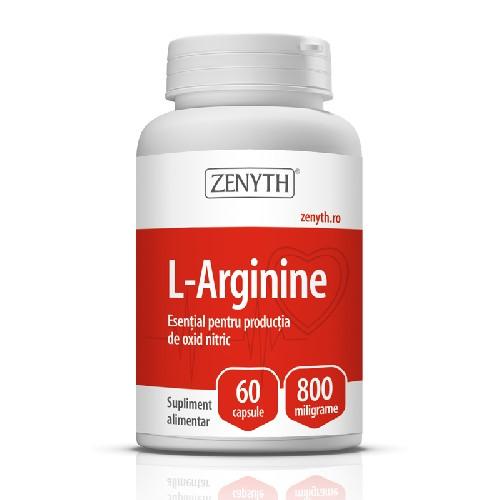 L-Arginine 60cps Zenyht