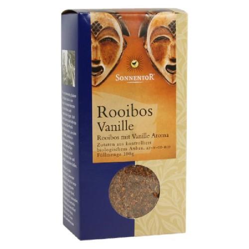 Ceai Rooibos Vanilie Eco 100gr Sonnentor