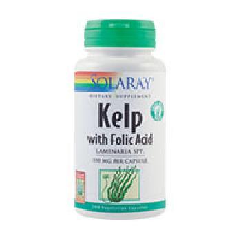 Kelp 100cps Solaray