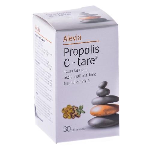 Propolis C-tare 30cpr Alevia