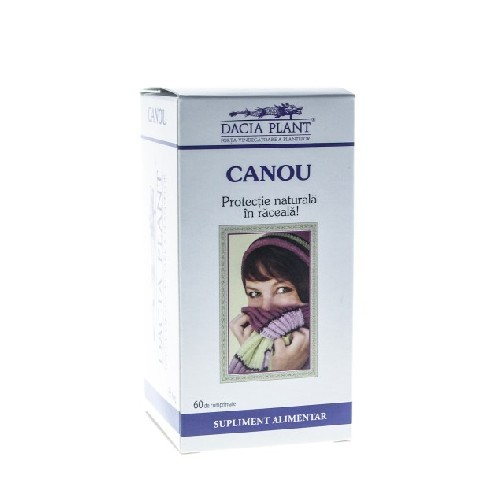 Canou 60cpr Dacia Plant