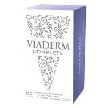 Viaderm Complete 60cps Walmark
