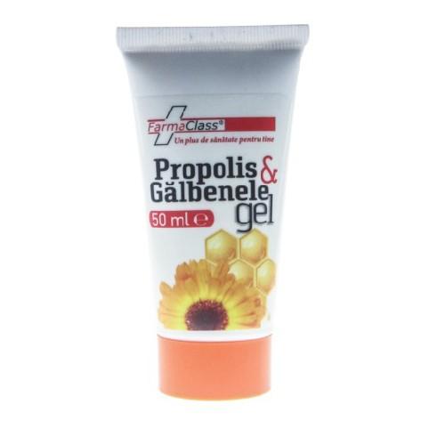 Gel Propolis & Galbenele 50ml Farma Class