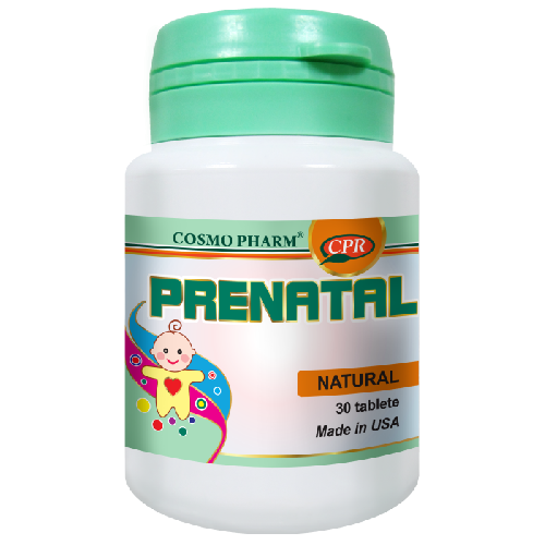 Prenatal 30cps Cosmo Pharm
