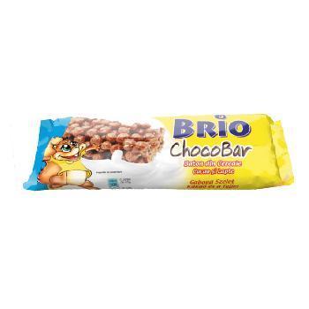 Baton Brio Chocobar Rommac 25gr