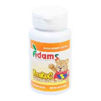 VitaKidC 30 jeleuri gumate (aroma de coacaze)