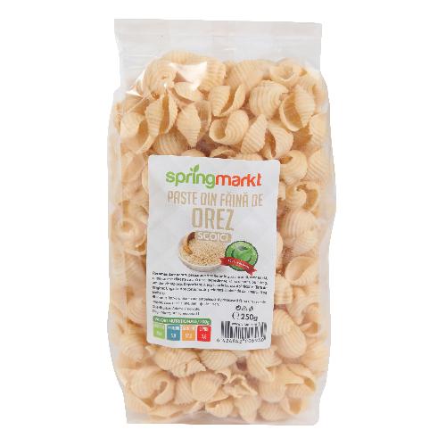 Scoici din Faina de Orez (fara gluten) 250gr