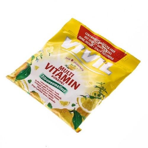 Vivil Multivitamin Fara Zahar 60gr -aroma De Lamaie