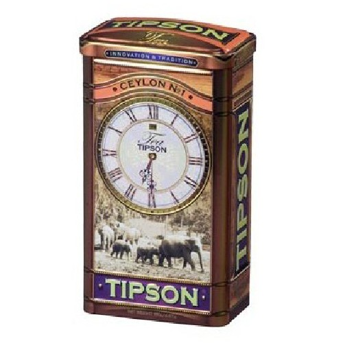 Tipson English Breakfast 150gr Basilur