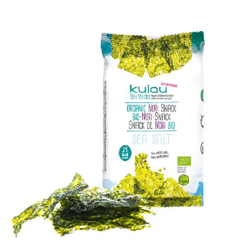 Snack din Alge Nori Bio 4gr Kulau