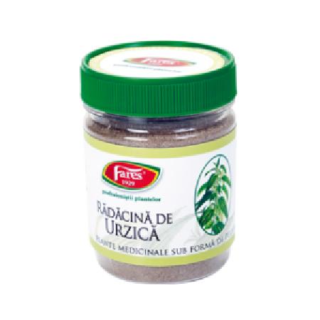 Pulbere de Radacina de Urzica 70gr Fares