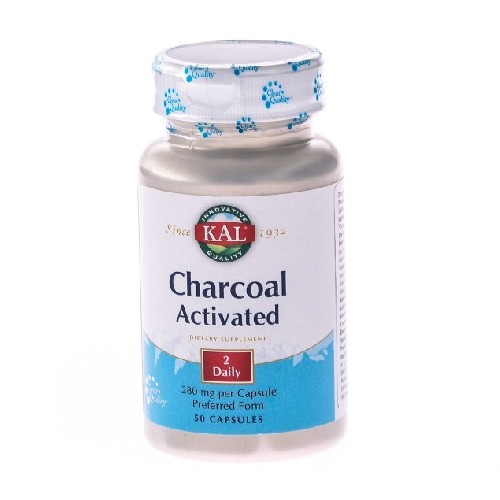 Charcoal Activated 50cps Secom