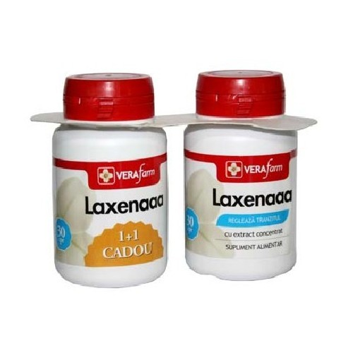 Laxenaaa 30cpr 1+1 GRATIS Vera Farm