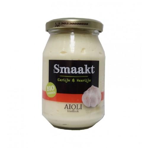 Sos Aioli Bio 230gr Smaak