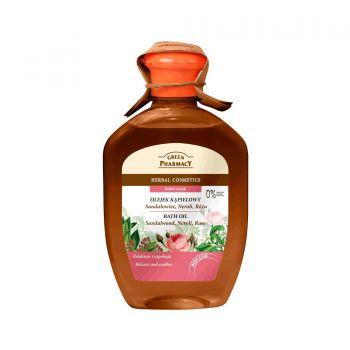 Ulei Baie Sandalwood Green Pharmacy 250 Ml
