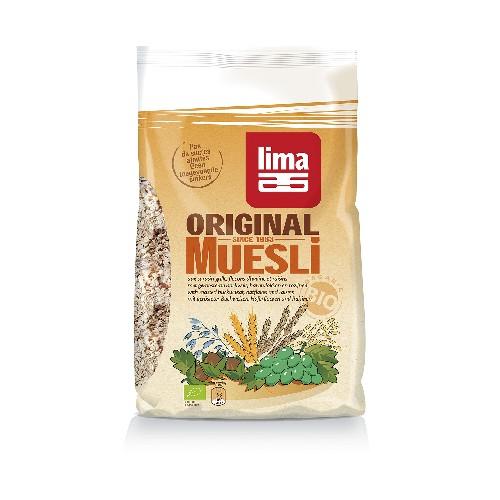 Muesli Original Lima Bio 500gr Lima