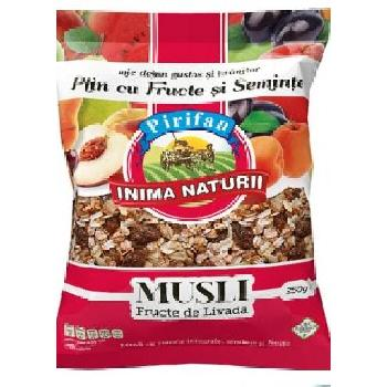 Musli Fructe Livada 250gr Pirifan