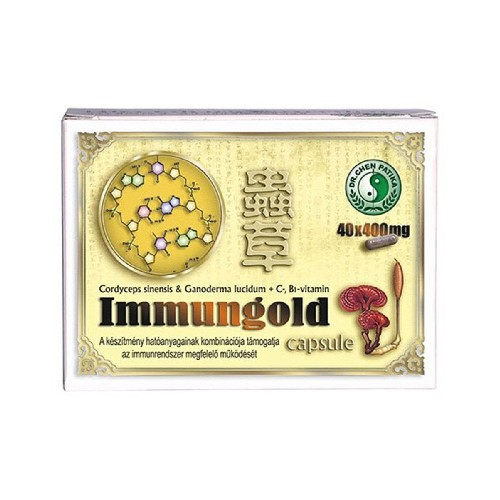 Immungold 40cps Dr.Chen