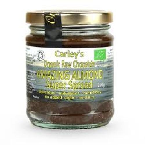 Crema Tartinabila Raw Cu Ciocolata Si Migdale Bio