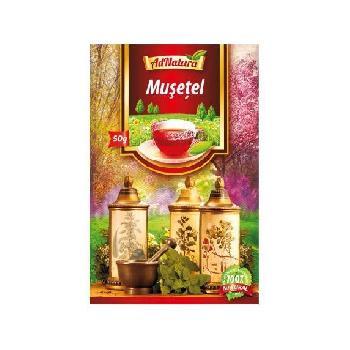 Ceai Musetel Flori 50gr Adserv