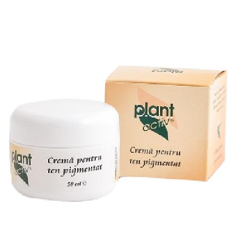 Plant Activ Crema pentru Ten Pigmentat 50ml