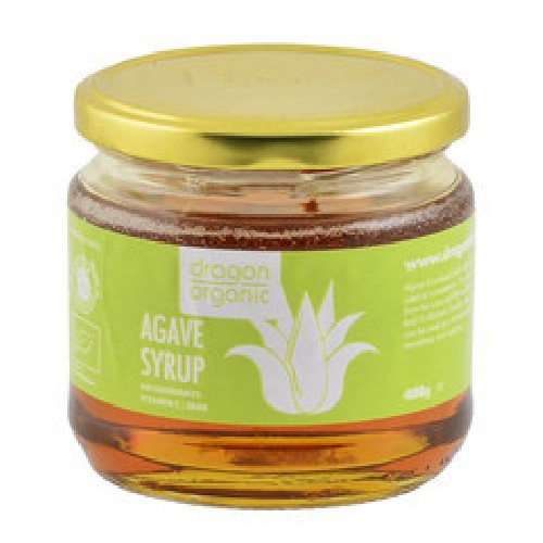 Sirop De Agave 400gr Dragon Superfoods