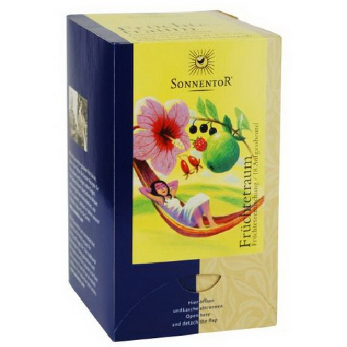 Ceai Deliciul Fructelor Eco18plicuri Sonnentor