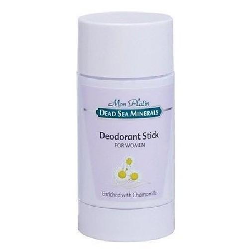 Deodorant cu Minerale si Musetel 80ml Mon Platin
