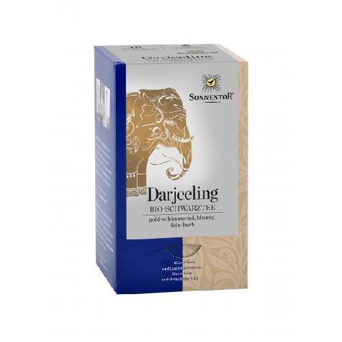 Ceai Negru Darjeeling Eco 18plicuri Sonnentor