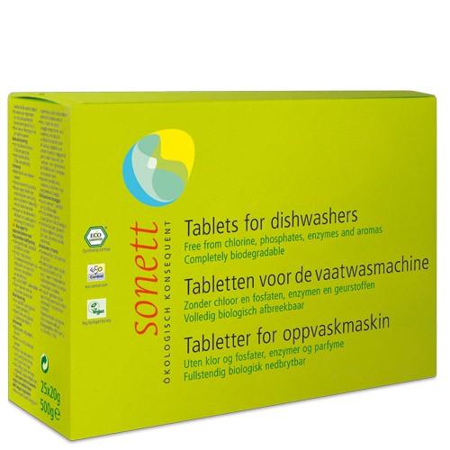 Tablete Ecologice Pentru Masina De Spalat Vase 500gr (25 Buc X 2