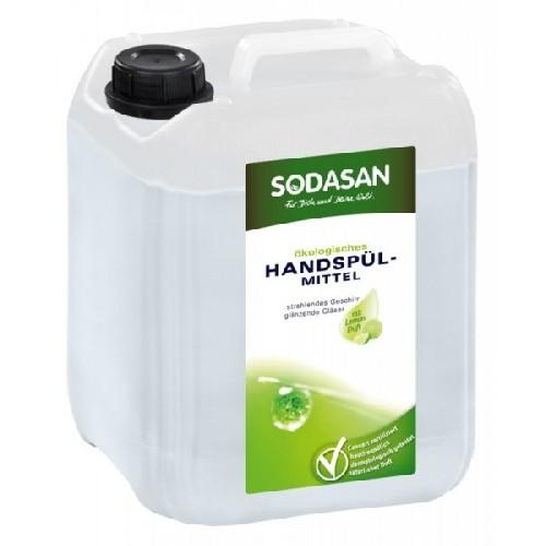 Detergent Lichid Ecologic Pentru Vase Cu Lamaie 5l