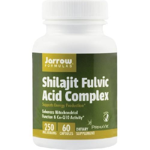 Shilajit Fulvic Acid Complex 250mg 60cps Secom