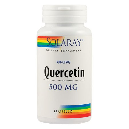 Quercetin 500mg 90cps Solaray