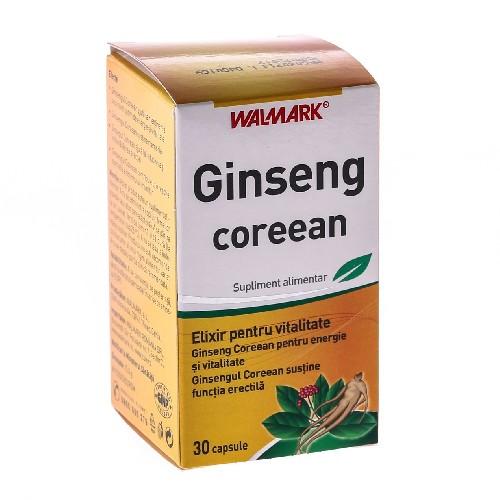 Ginseng Coreean 30cps Walmark