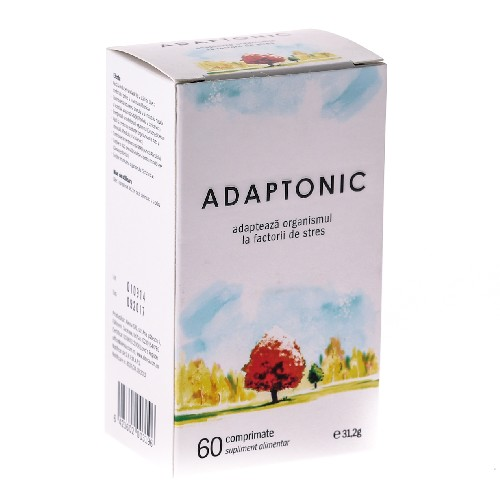 Adaptonic 31,2gr 60cps 1+1 GRATIS Alevia