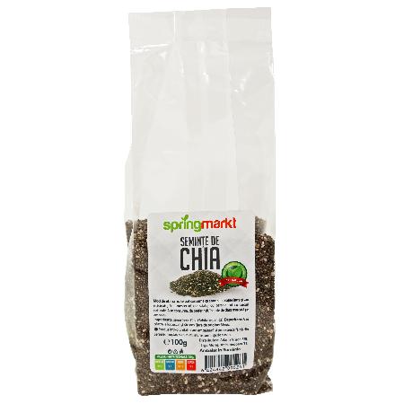 Chia - Seminte 100gr Springmarkt