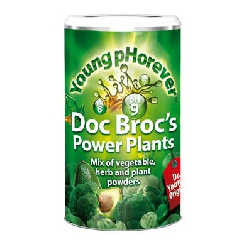 Doc Broc Pulbere Verde 110gr Young Phorever