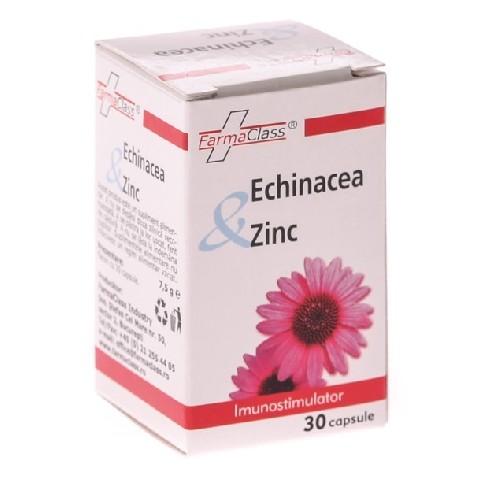 Echinaceea & Zinc 30cps Farma Class
