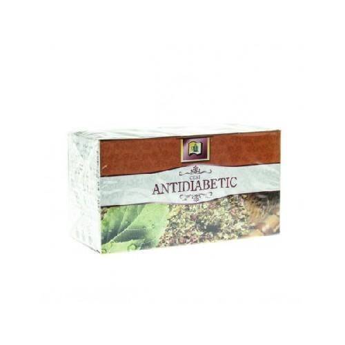 Ceai Antidiabetic 20plicuri Stef Mar