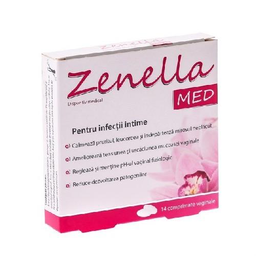 Zenella 14cpr Zdrovit