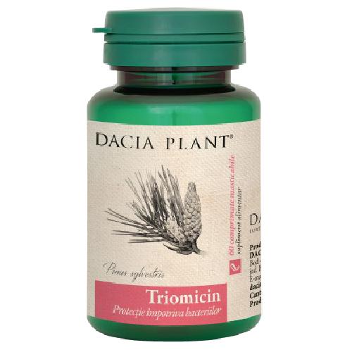 Triomicin 60cpr Daciaplant