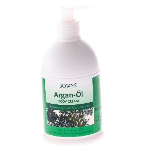 Botanis Crema Corp Argan 500ml