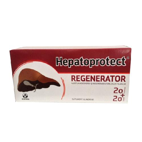 Hepatoprotect Regenerator 28cps Biofarm