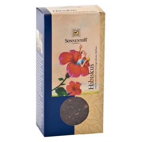 Ceai De Hibiscus Eco 80gr Sonnentor