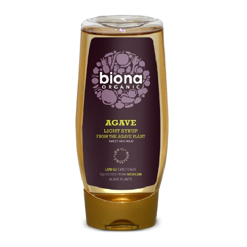 Sirop de Agave Light Bio 500ml Biona