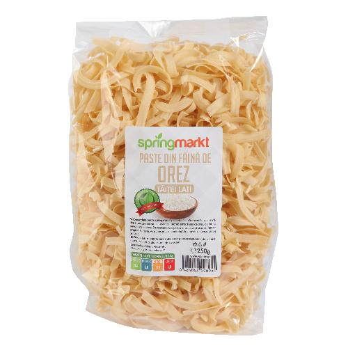 Taietei Lati din Faina de Orez (fara gluten) 250gr