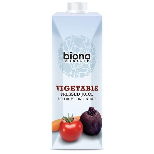 Suc Din Mix De Legume Bio 500ml Biona