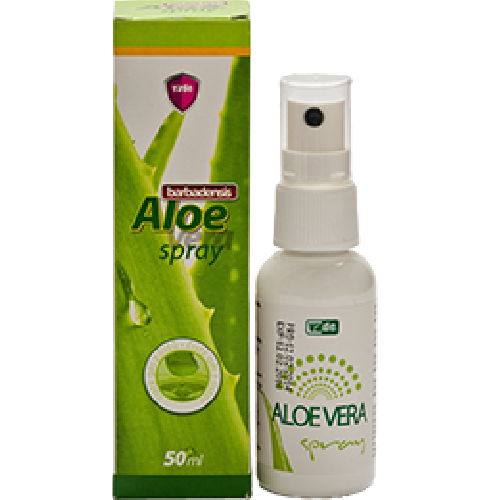 Spray Aloe 50ml Virde
