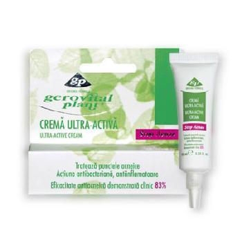 Crema Ultra Activa Stop Acnee 15ml Farmec
